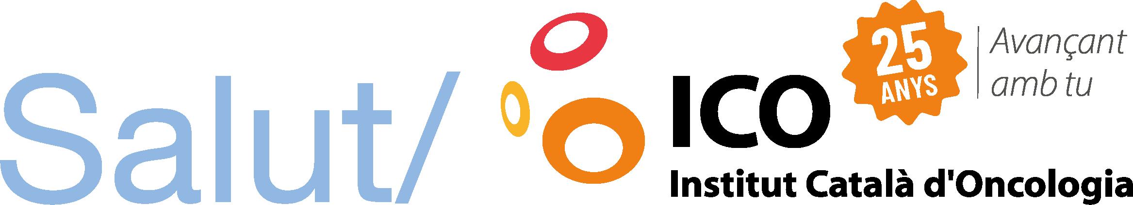 Logo institut catala d'oncologia